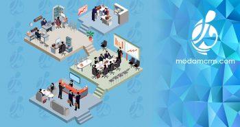 نظام مدیریت ارتباط با مشتری
