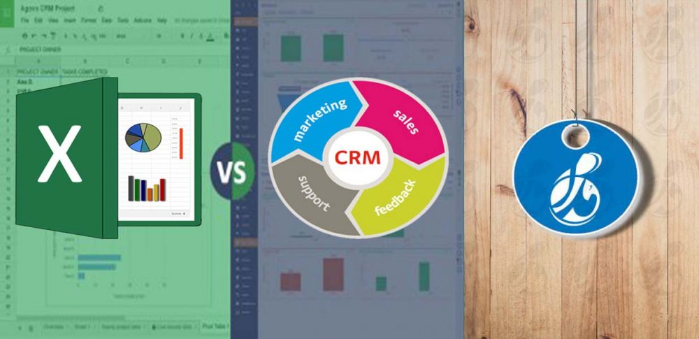 CRM Excel (اکسل سی ار ام)