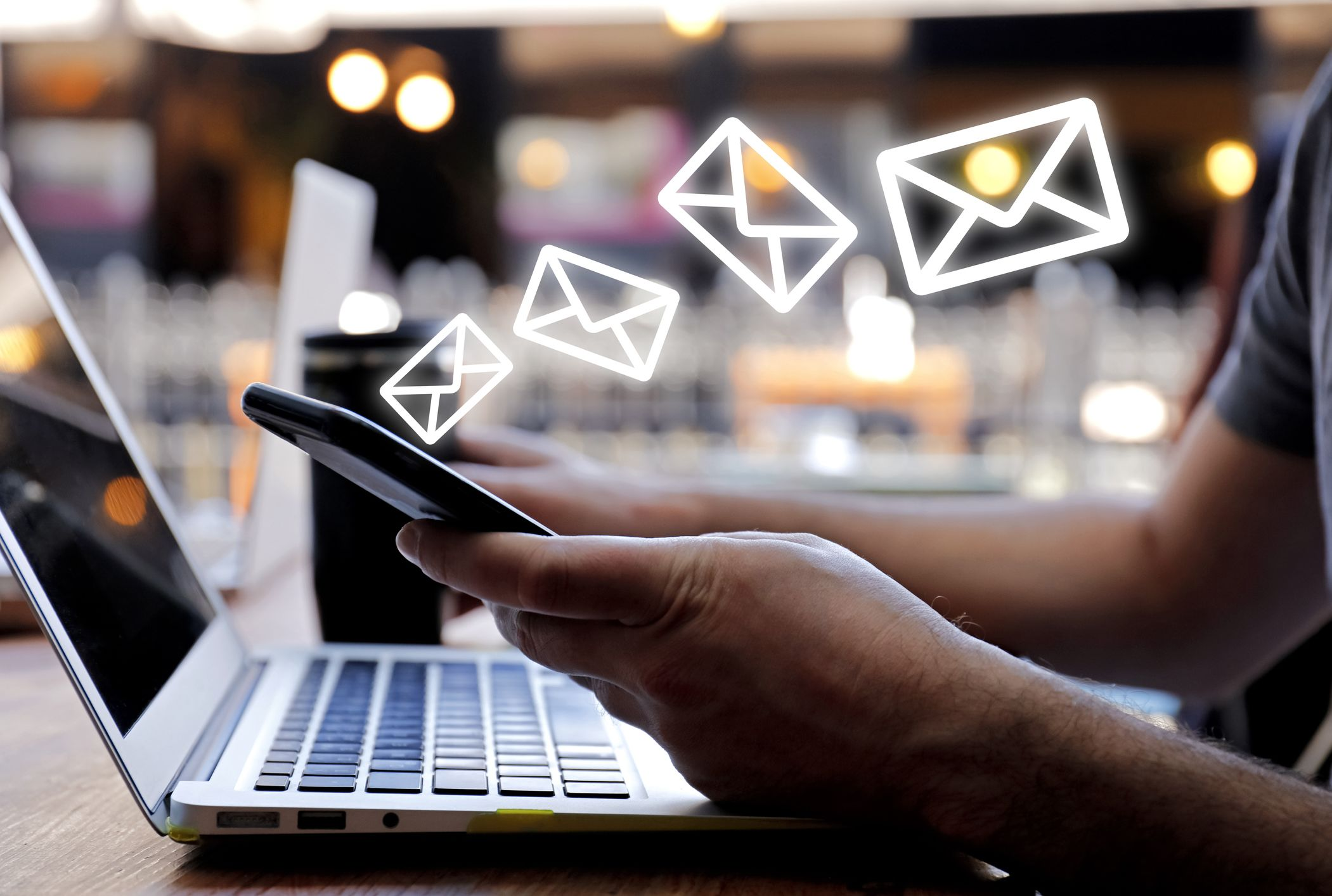 اجتناب از مشکلات ایمیل