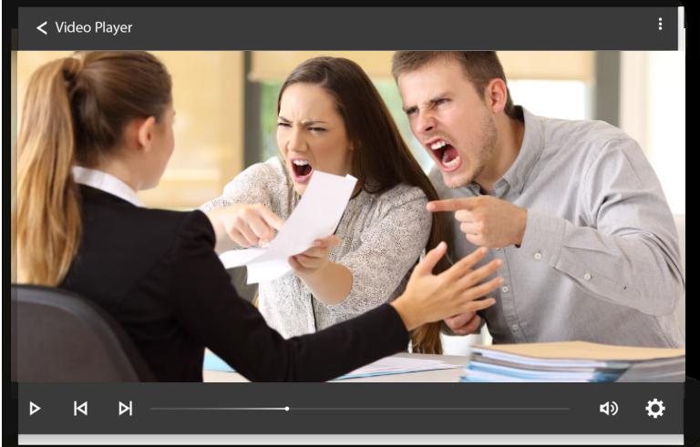 مدیریت مشتریان عصبانی