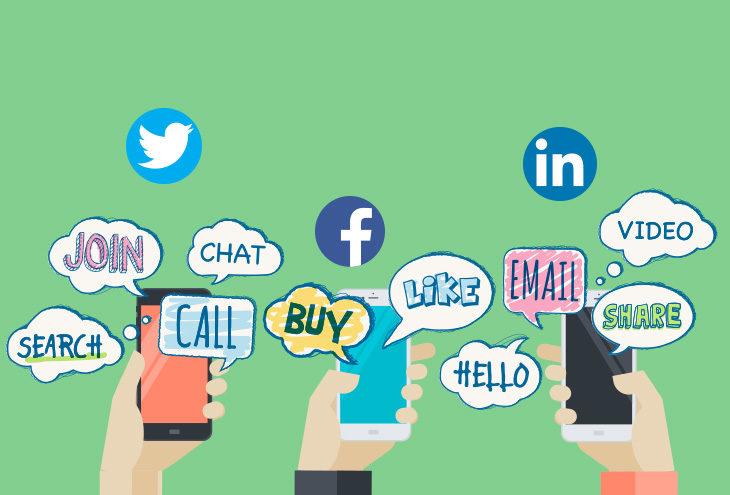 داشتن مهارتهای فروش به کمک شبکه های اجتماعی