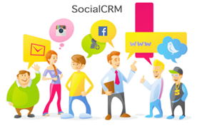 فواید بهره گیری از Social CRM