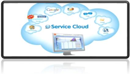 ابر فروش ( Sales Cloud )