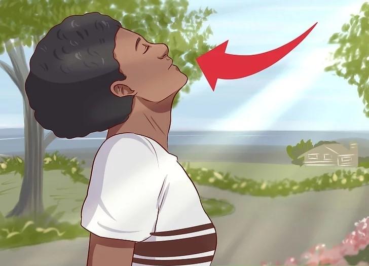 نفس عمیقی بکشید و احساسات خود را کنار بگذارید