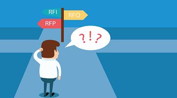 تفاوت درخواست اطلاعات (RFI)، درخواست پیشنهاد (RFP)و درخواست قیمت (RFQ)