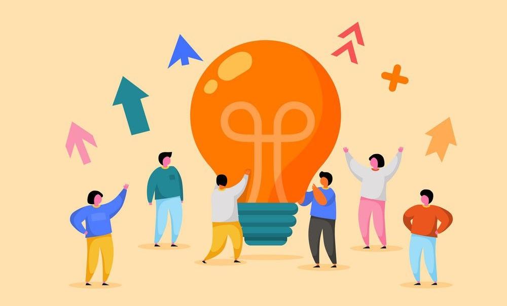 دست به نوآوری بزنید
