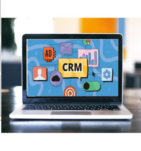 آشنایی با نرم افزارهای مطرح CRM